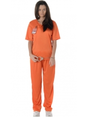 Prisoner - Womens Costume